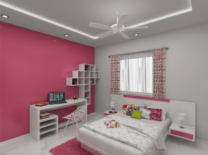 kids bedroom interior décor