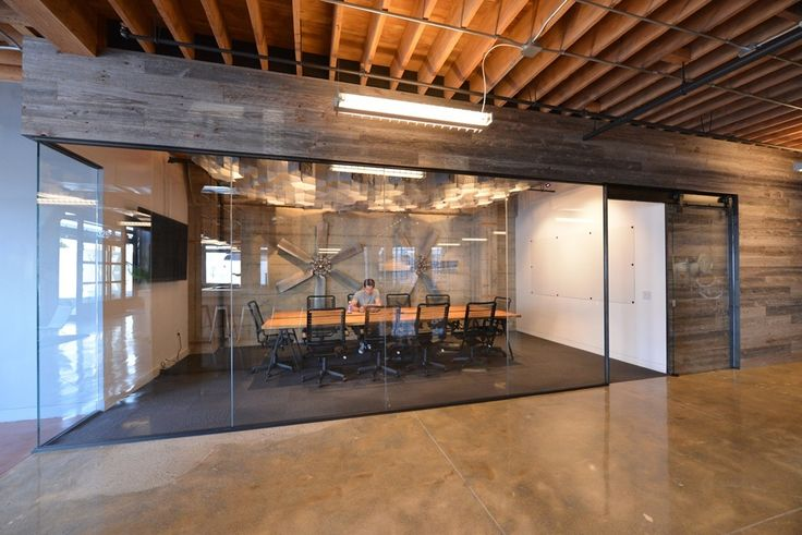 Industrial Style Design Office Doing It The Right Way