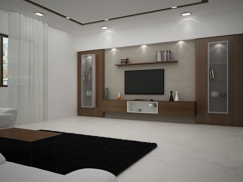 Living room interior design Archives - Interior Designs Bangalore