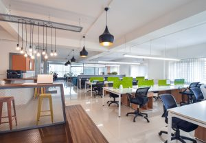 Turnkey office interior designers